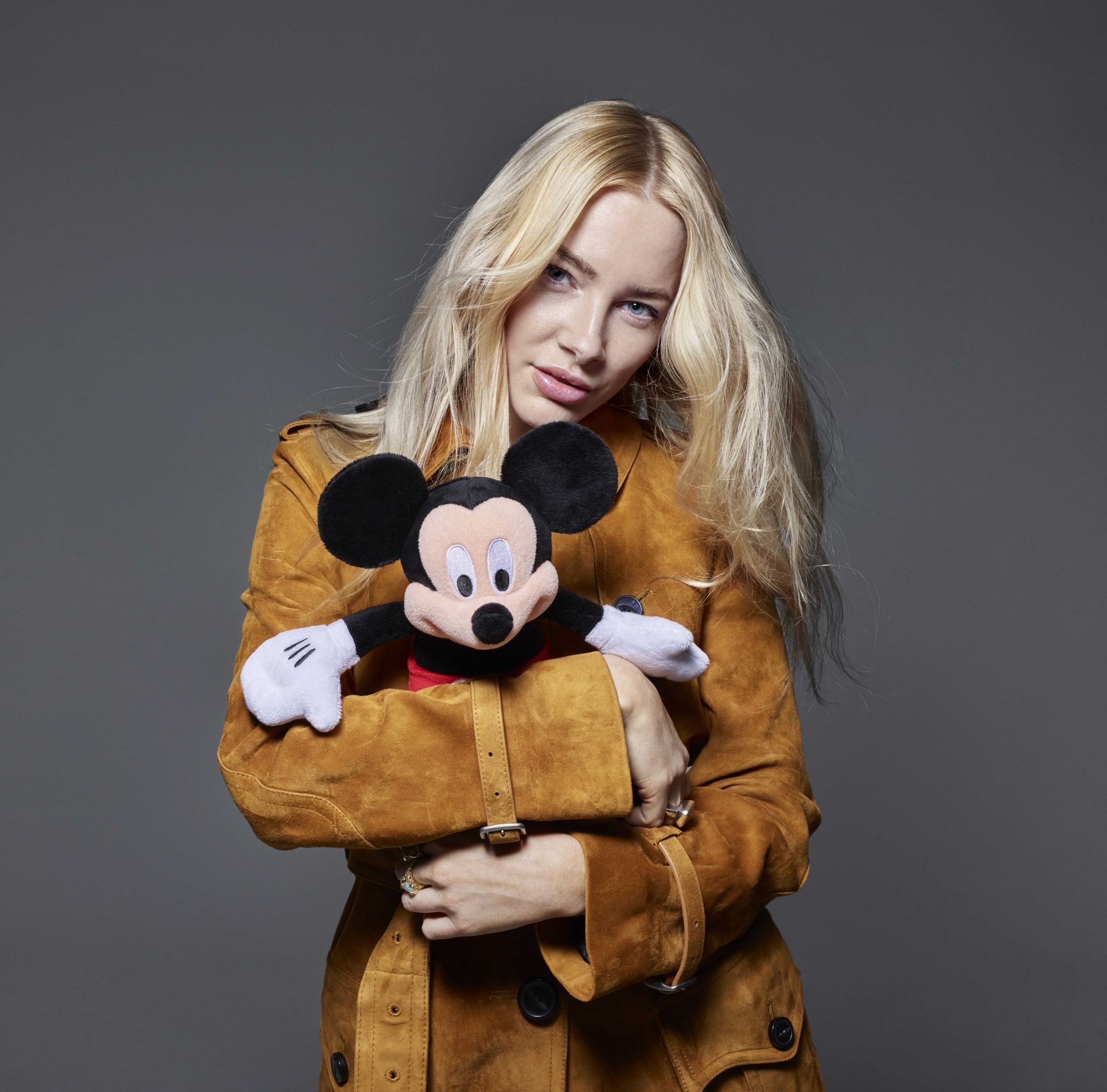 RANKIN HELPS CELEBRATE 90 YEARS OF  MICKEY MOUSE WITH KATE MOSS, LIV TYLER SERGEI POLUNIN AND HEIDI KLUM AMONGST OTHERS