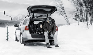 ANDREA HEBERGER : Marcel PABST for VOLVO XC60