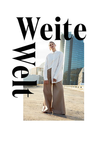 HILLE PHOTOGRAPHERS: Anja Boxhammer for Wienerin Magazine