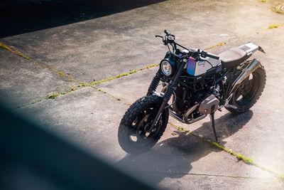 RECOM : BMW Concept-Bike RNineT - Stills