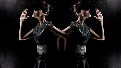 Anja Gockel S/S 15 Collection