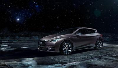 INFINITY Q30 Concept Car