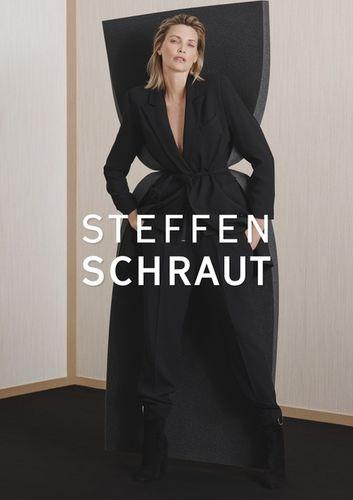 VIVA MODELS: Nadja Auermann for Steffen Schraut f/w 2019 campaign