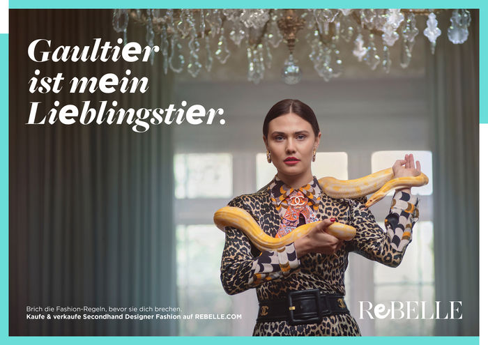 "REBELLE ""BREAK THE RULES OF FASHION"" // UEBERGROUND GMBH"