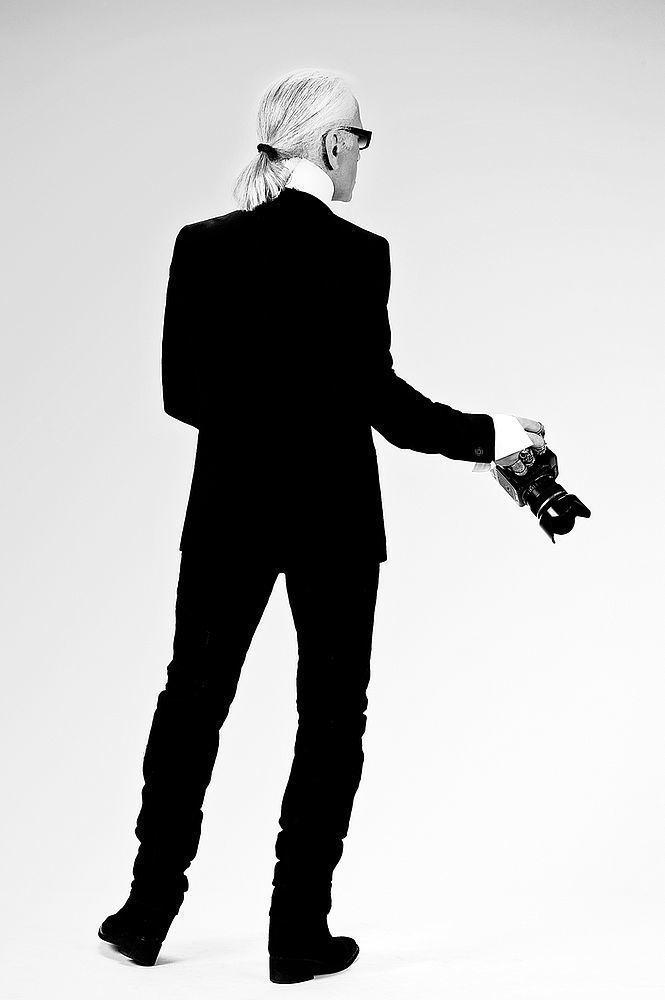 Karl Lagerfeld. FOTOGRAFIE. Retrospektive / Kunstmuseum Moritzburg Halle (Saale)