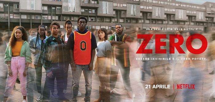 Netflix - Zero   photographed by Paolo Zerbini