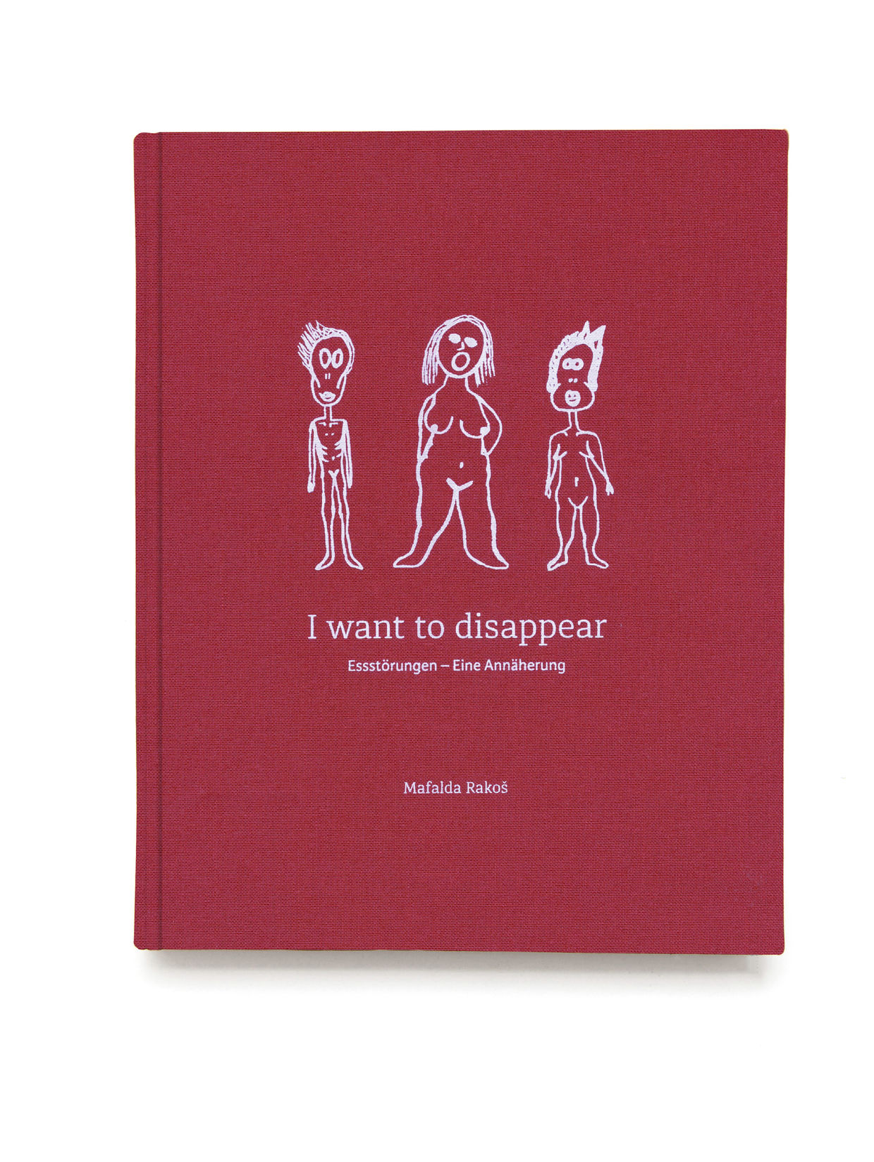 EDITION LAMMERHUBER presents Mafalda Rakoš I WANT TO DISAPPEAR