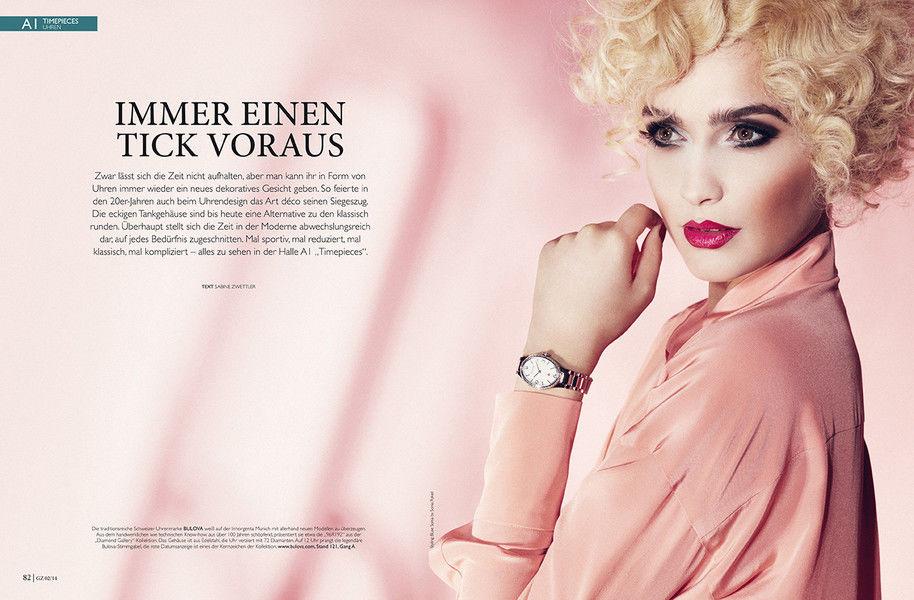 GZ Magazin - Print Editorial