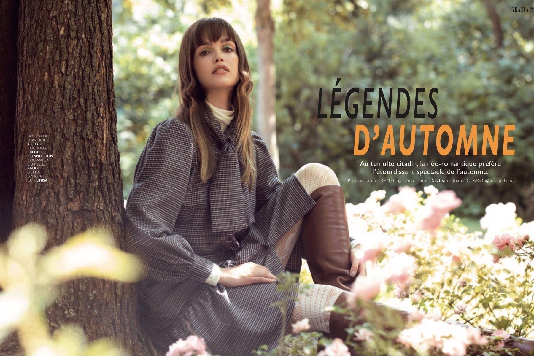 Legendes D'Automne