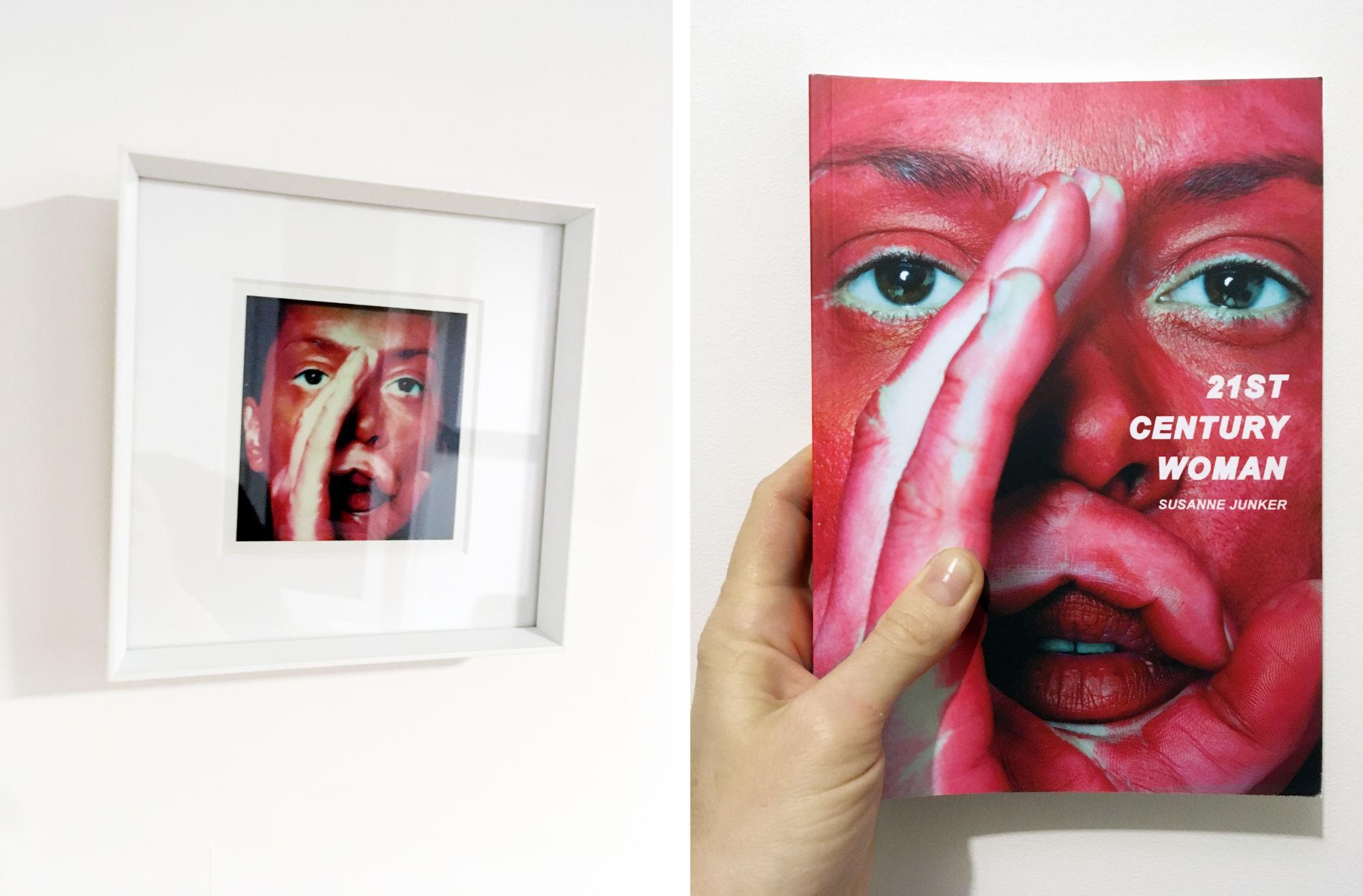 SUSANNE JUNKER print + book package