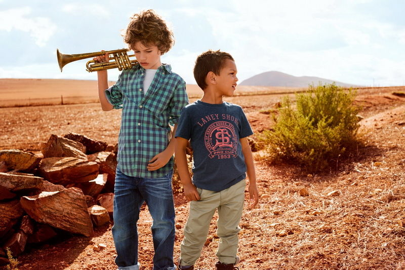 CAPE TOWN PRODUCTIONS for H&M