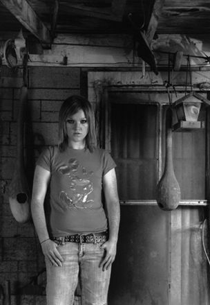 Shelby Lee Adams : Salt & Truth - Angela, 2006