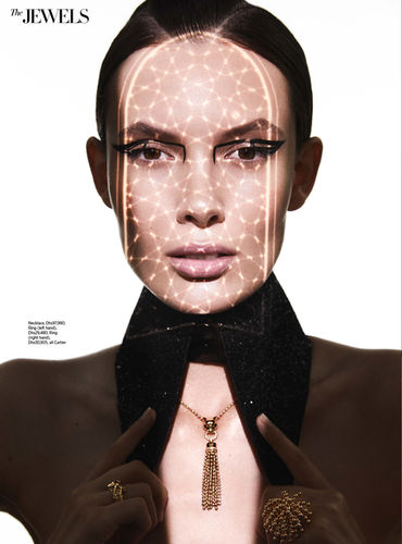 WINTELER PRODUCTION for Harper's Bazaar Arabia