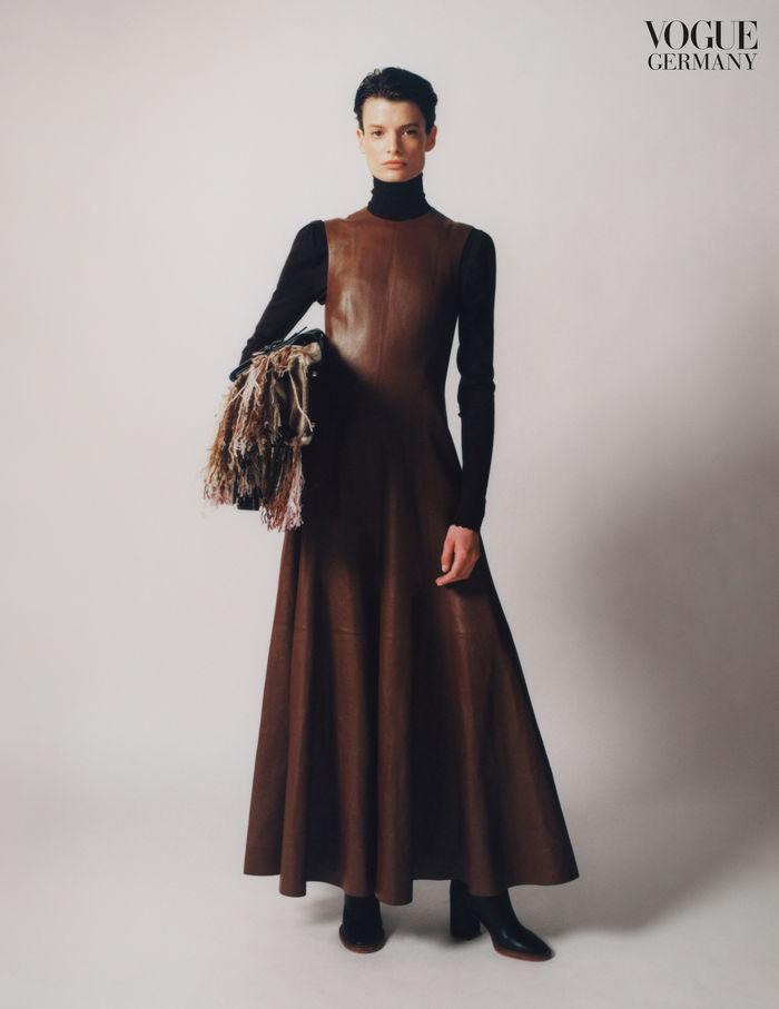 PAU x Vogue Germany October 2021