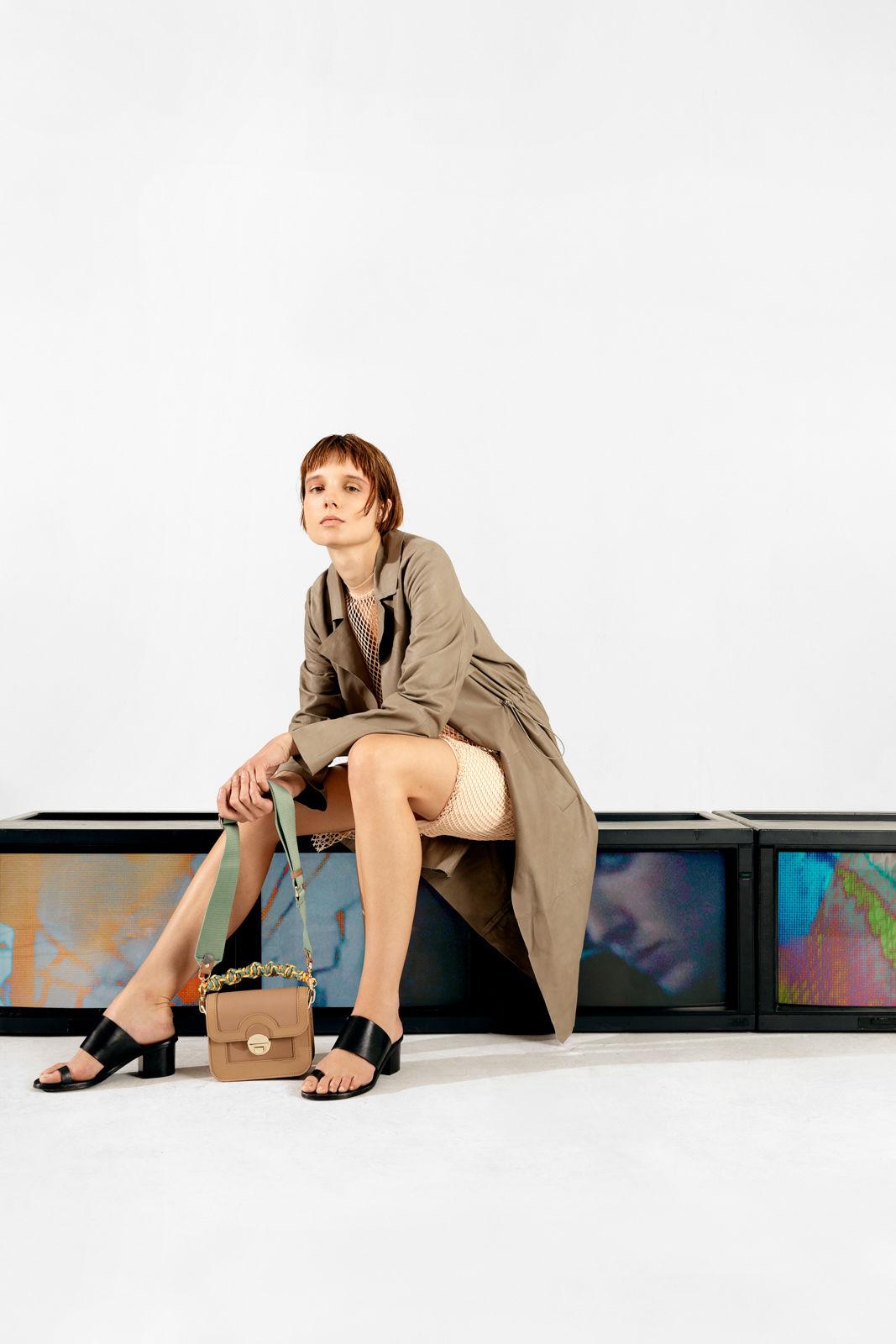 Nina Raasch shoots the LIEBESKIND BERLIN SPRING 2019 lookbook // COLLECTIVEINTEREST ARTIST MANAGEMENT