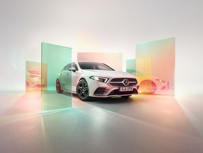 ALESSANDRA KILA C/O EMEIS DEUBEL FOR MERCEDES BENZ A-Class