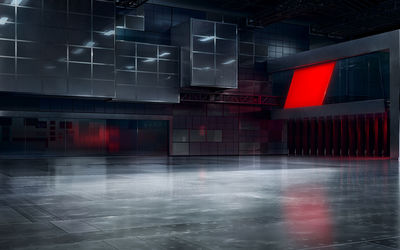 RECOM CGI : AUDI League of Performance - LAB - FULL-CGI