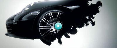 Black Ink - Porsche 911 Carrera Black Edition