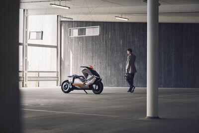 ROBERT WESTICH: BMW Motorrad Concept Link