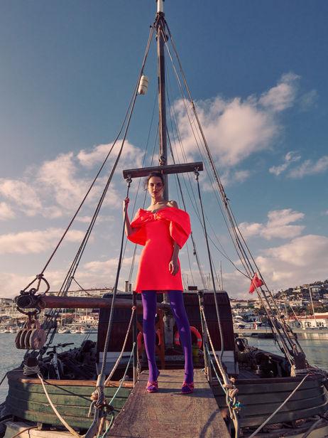 ROCKENFELLER & GöBELS: FERNANDO GOMEZ FOR L'OFFICIEL RUSSIA