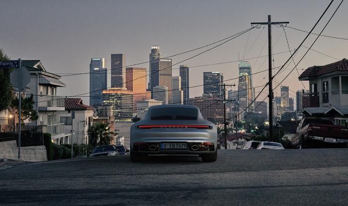 SEVERIN WENDELER: TRANSPORTATION SPECIAL // New 911 CGI Project by Sebastien Staub c/o Severin Wendeler