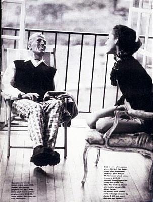 Ina and Eddy,FHM Magazine
