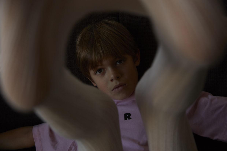 Kid's Wear Editorial - Fanou & Jesper by Achim Lippoth