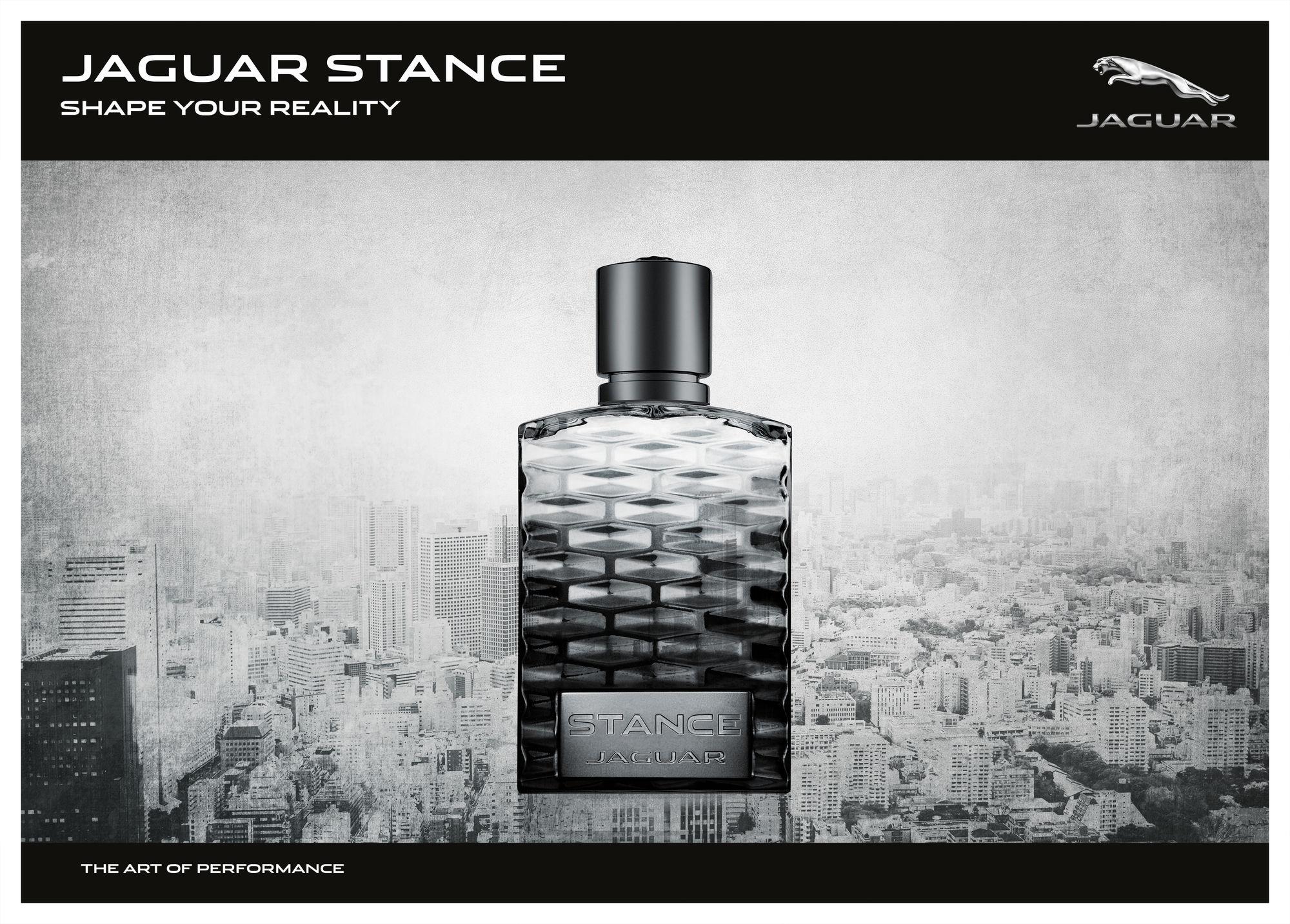 STEPHANIE WENCEK POSTDESIGN for STANCE JAGUAR Fragrances