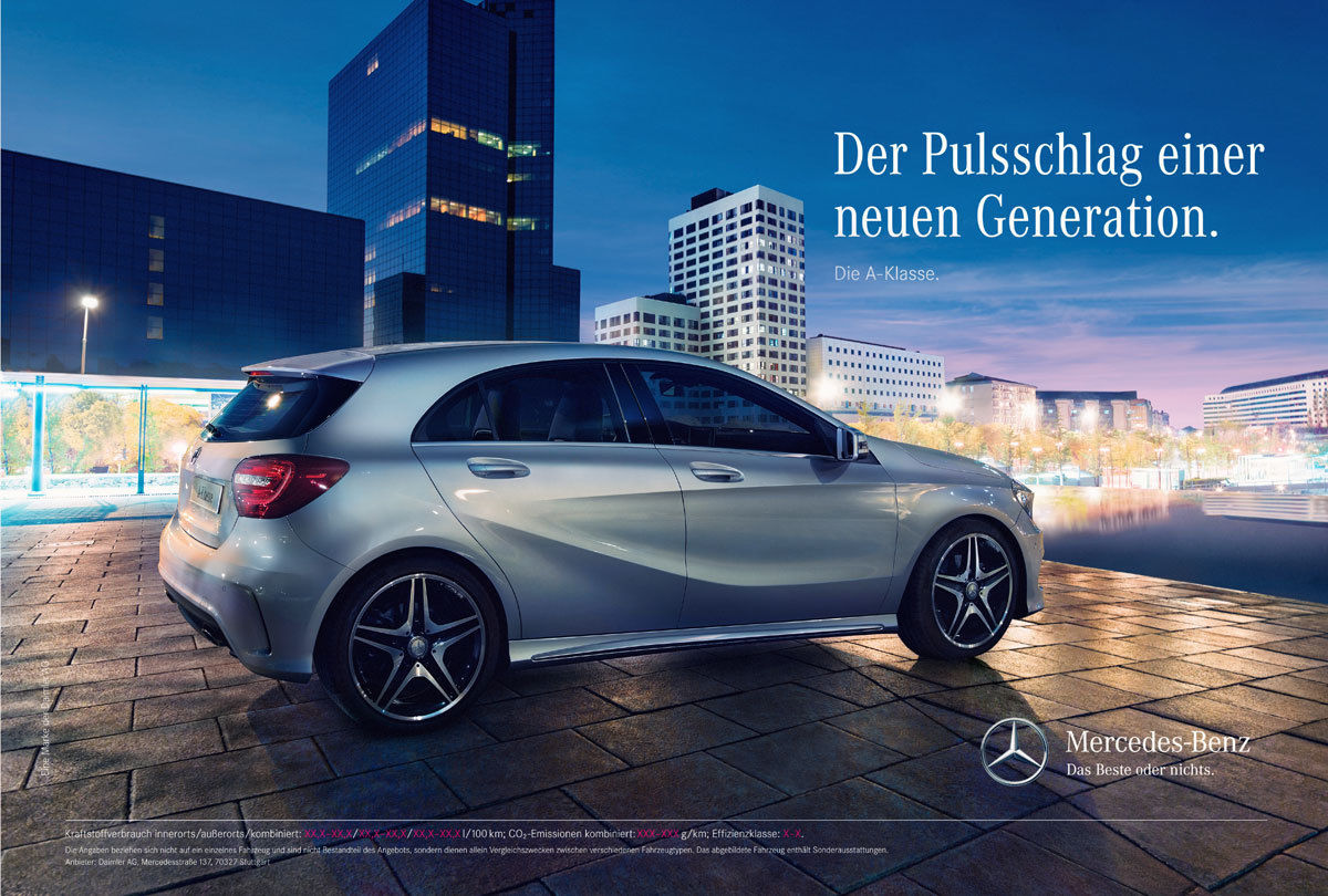IMAGE NATION S.L. for Mercedes