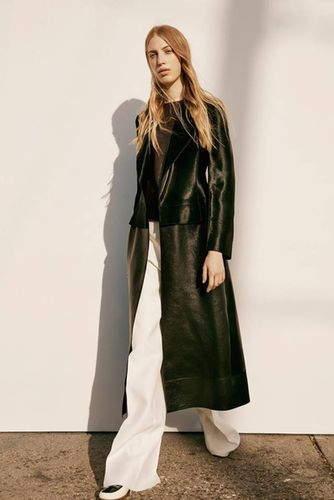 MUNICH MODELS : Chiara Mazzoleni for Calvin Klein Pre Fall 2016