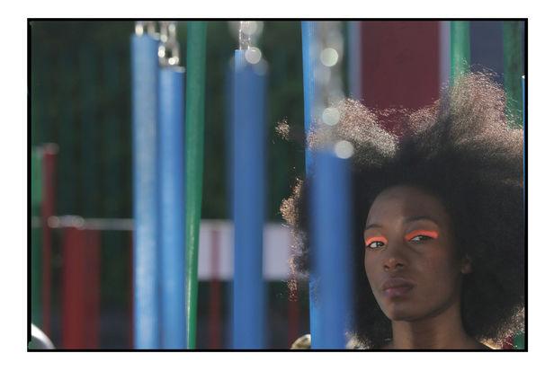 "EMEIS DEUBEL: Damien & Leila de Blinkk for Zalando - ""Zerotypes"""