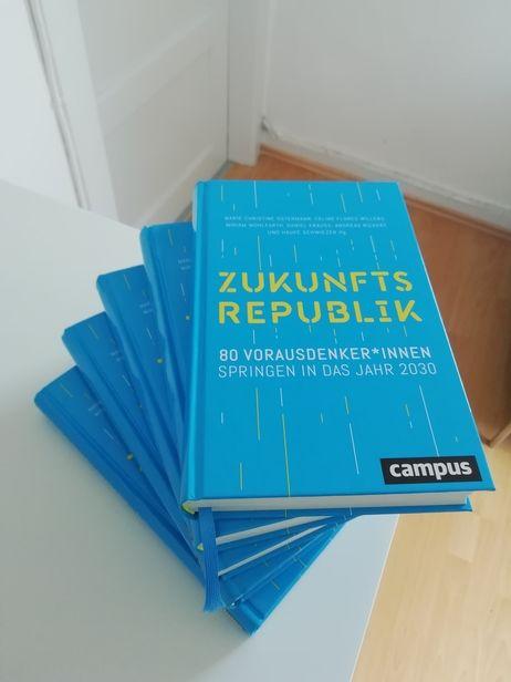ANNE-MARIE PAPPAS // ZUKUNFTSREPUBLIK
