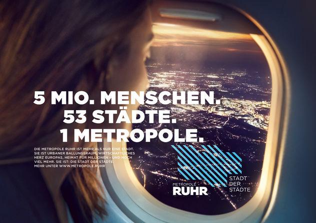 JULIA ZIEGLER for METROPOLE RUHR