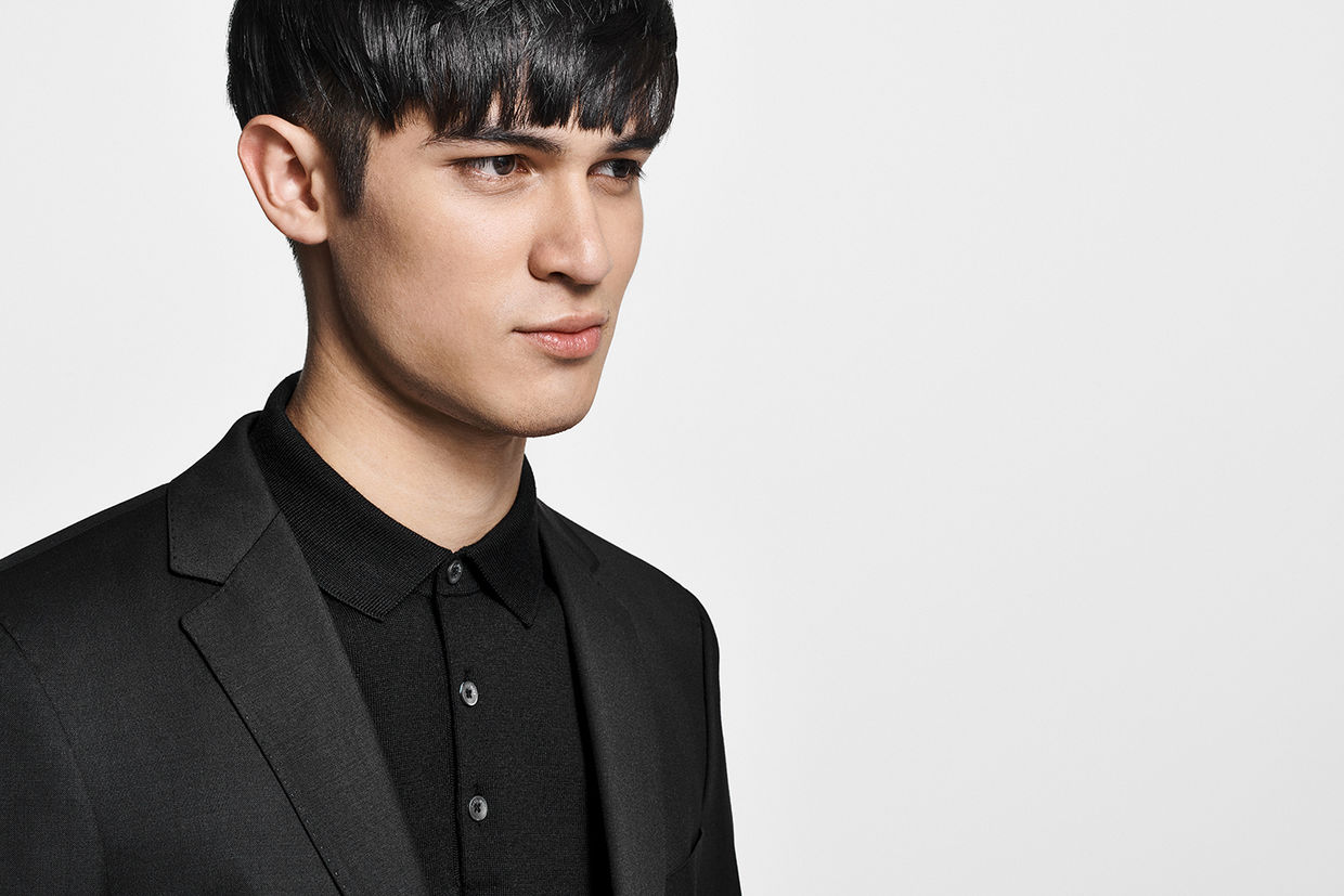 BRODYBOOKINGS: DAVID for HUGO BOSS