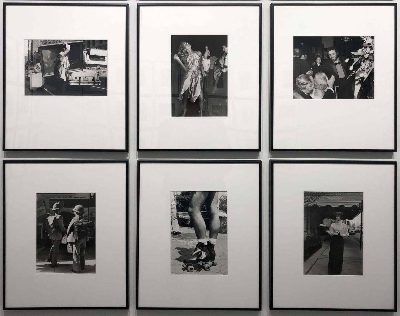 Bill Cunningham | New York, New York - on view until November 21st at Bruce Silverstein Gallery