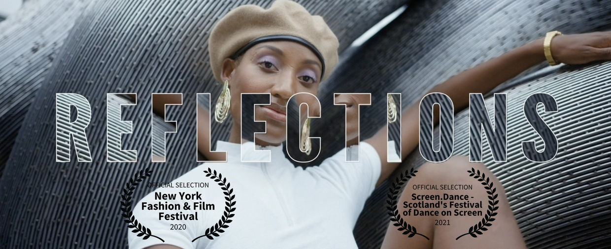 OFFENBLENDE: REFLECTIONS got nominated for New York Fashion Film Festival & Screen.Dance Festival