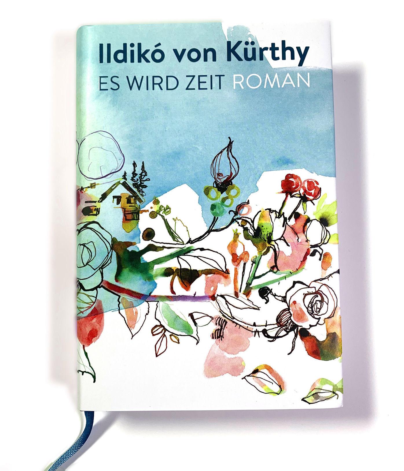 """PETER PICHLER bookillustrations for Ildikó von Kürthy """"Es wird Zeit"""""""