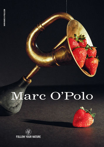GOLD POSTPRODUCTION for MARC O'POLO