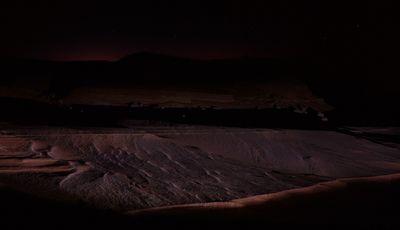 MARC TRAUTMANN 'Red Desert China'