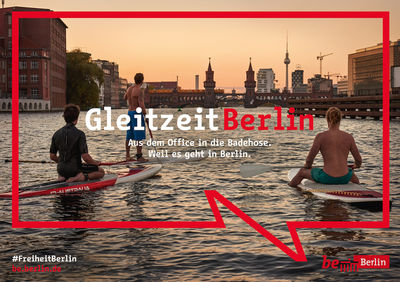 OLAF HEINE - Hauptstadtkampagne
