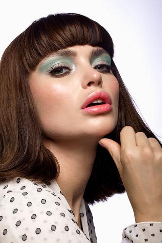 LOUISA ARTISTS: H&M and ART DIRECTOR NINA TATAVITTO for ELLE ARABIA