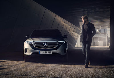 THE KLUBHOUSE EQC 400 for MERCEDES-BENZ