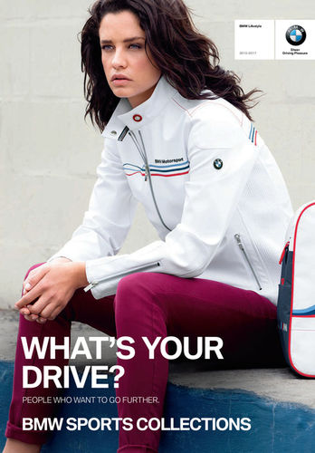 "BMW ""What's Your Drive"""