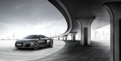 SONDA PRODUCTIONS for AUDI R8