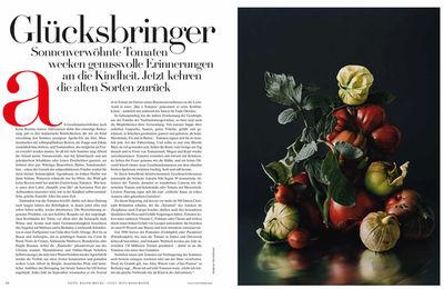 RECOM : VOGUE Germany - Still - Editorial
