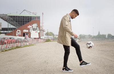 Christopher KOCH  c/o Double T Photographers : football players Ersin Zehir & Philipp Zeis (St. Pauli)