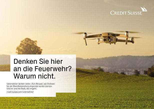 STILLSTARS - Lars Ranek for Credit Suisse