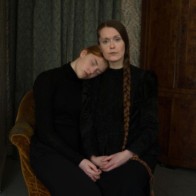 HASSELBLAD 'HEROINES' : Tina Signesdottir Hult