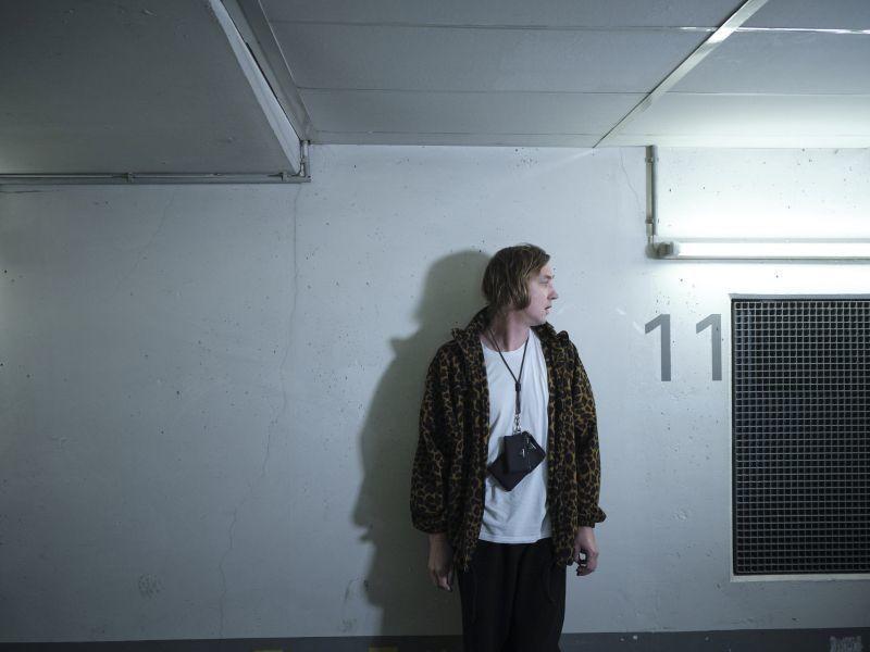 PHILIPP RATHMER : Lars Eidinger for ICON MAG