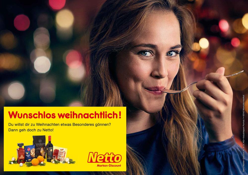 """SEVERIN WENDELER: Photography by """"Daniel Cramer c/o Severin Wendeler"""" for Netto"""